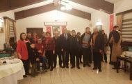 Gönüllülerimiz ile Gazi ve Ailelerinin Kaynaşma ve Tanışma Yemeği