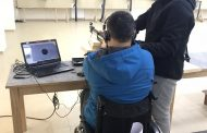 Görme Engelli Gazi Sporcularımızın, Havalı Tüfek Poligonumızda Atışları.
