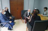 İstanbul Birinci Bölge Milletvekili Mustafa Ataş Derneğimizi Ziyaret Etti